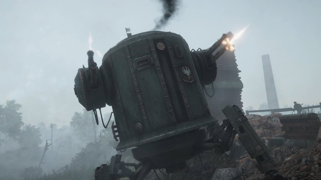 Mech RTS Iron Harvest Hits PC and Console Next Year