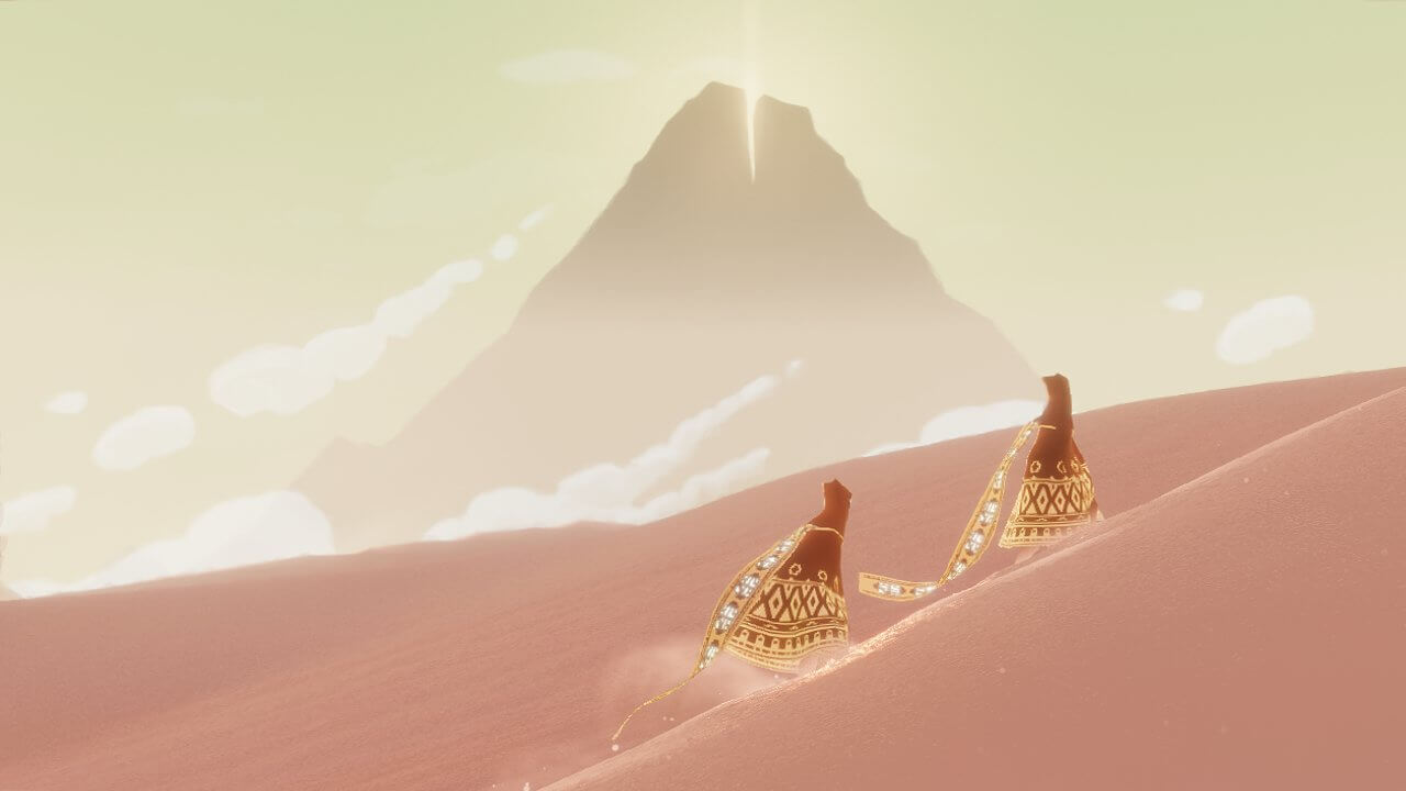 Journey Releases on iOS Eight Years After its Debut