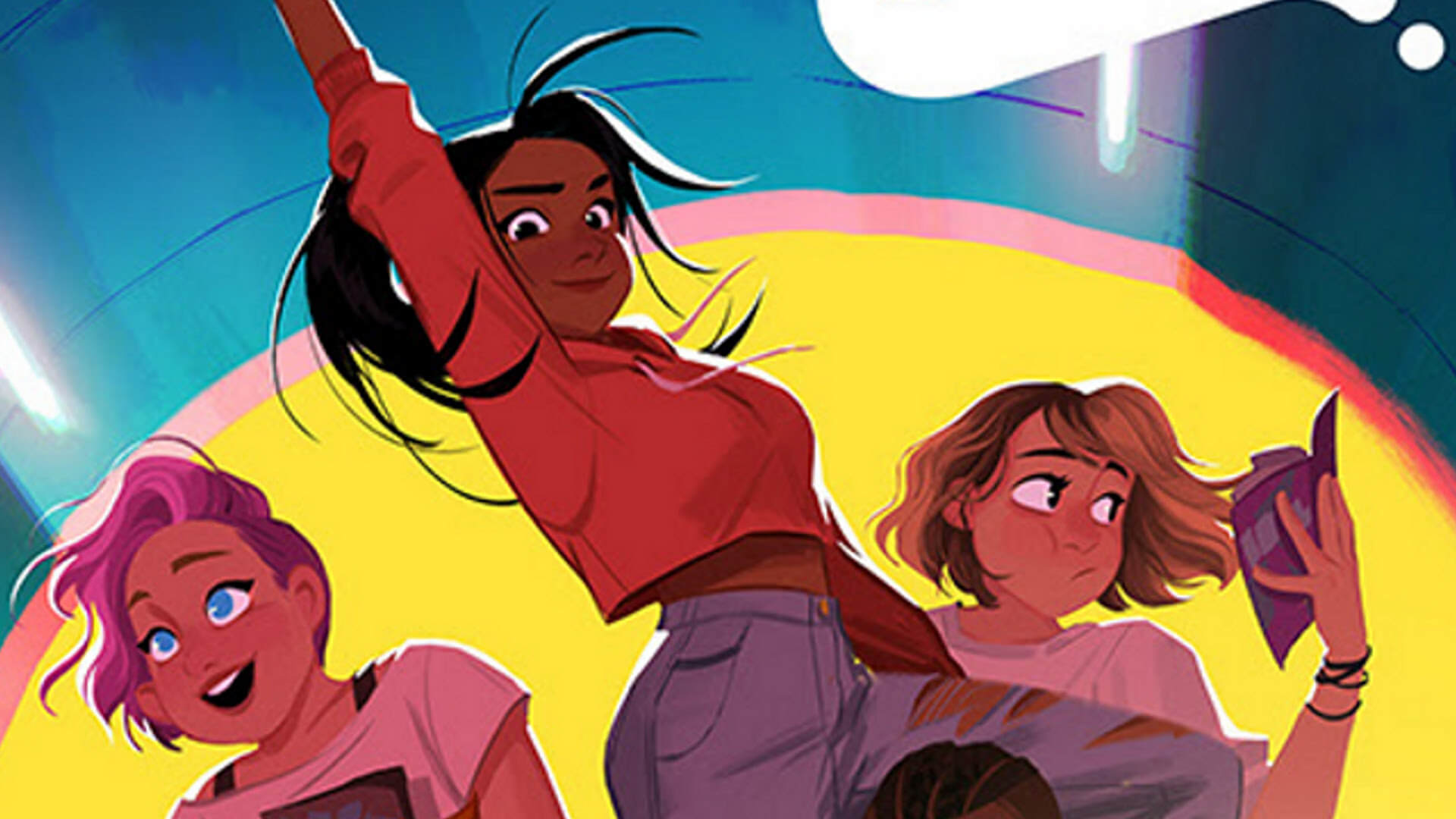 Thought Bubble Anthology Lineup Announced