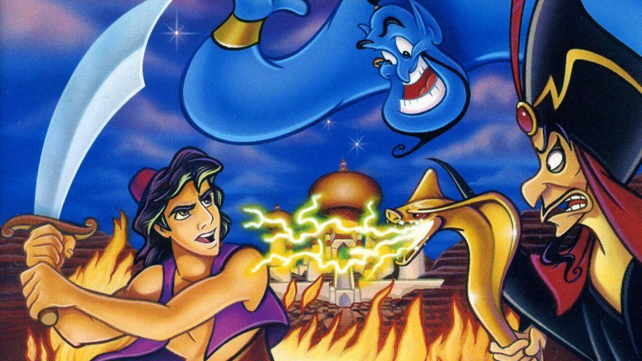 Disney's Aladdin and Lion King Games are Coming to Consoles