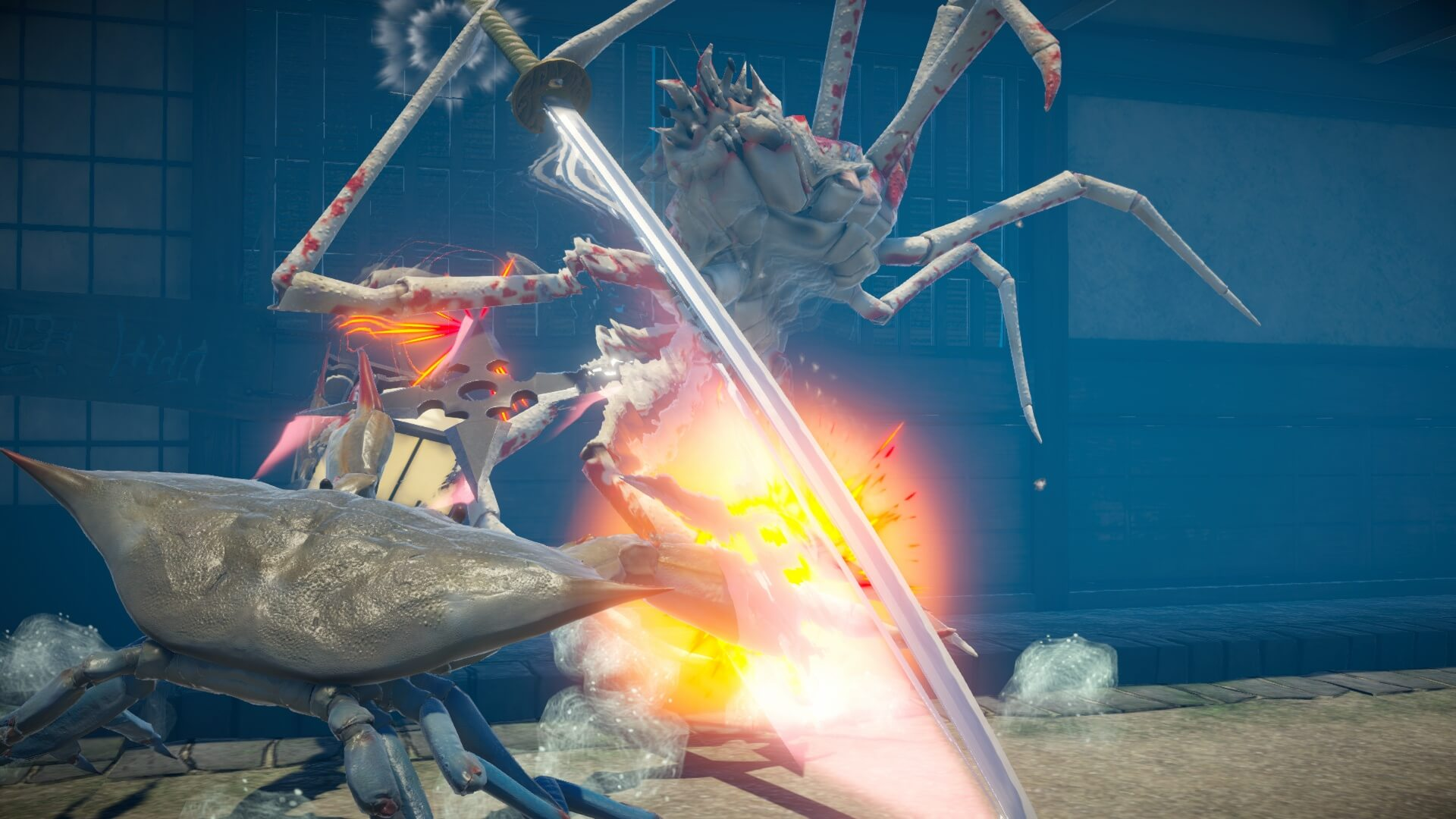 Fight Crab Early Access is Out Now