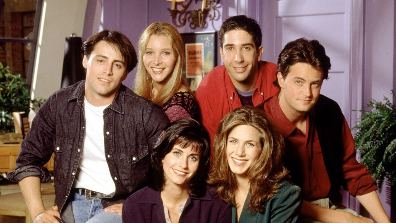 Friends Episodes to Air in US Cinemas for 25th Anniversary