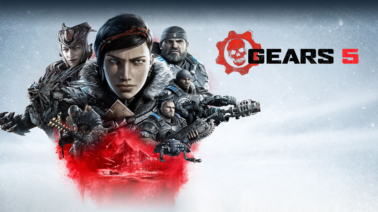 Gears 5 to Launch on Steam at the Same Time as Xbox, Windows 10 Versions