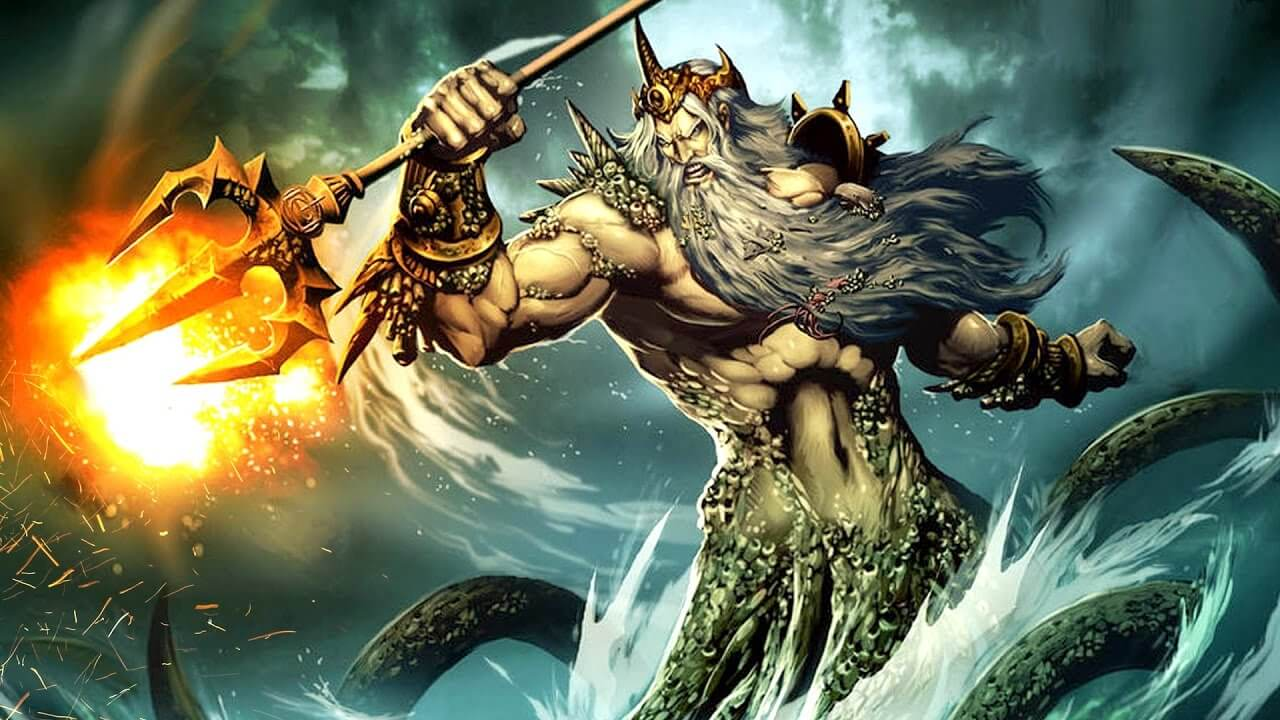 Greek Mythology is Still Largely Untapped for Movies and Gaming