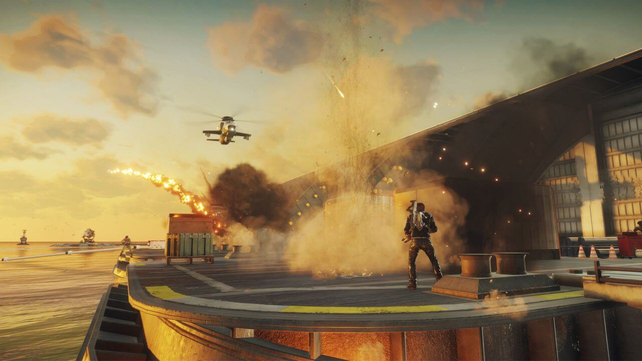 Just Cause 4: Danger Rising DLC is Available Now