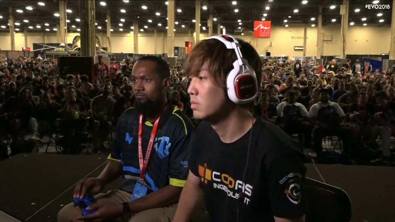 Lil Majin and Noroma Rematch at EVO 2019