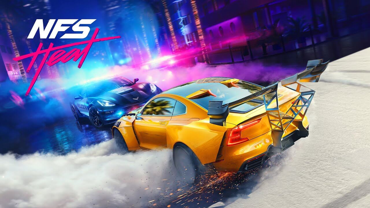 Need for Speed Heat Revealed - November 8 Release