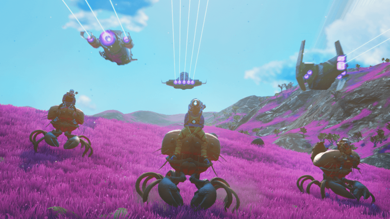 No Mans Sky: Beyond Third Pillar - Everything You Need to Know