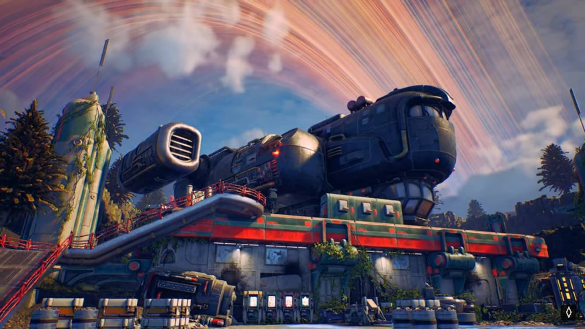 The Outer Worlds Newest Trailer Showcases Abilities, Weapons, and Aliens