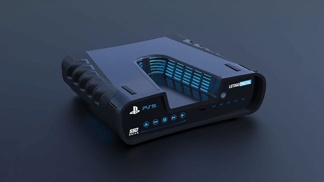 PS5 Graphics Specs and Design Leaked
