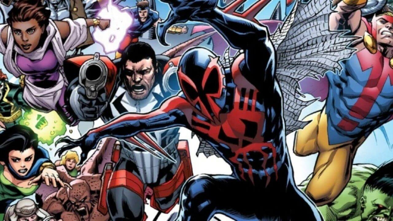 The Punisher and Conan The Barbarian are Heading to Marvel 2099