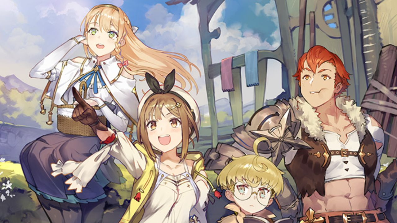 New Details Revealed for Atelier Ryza: Ever Darkness & the Secret Hideout