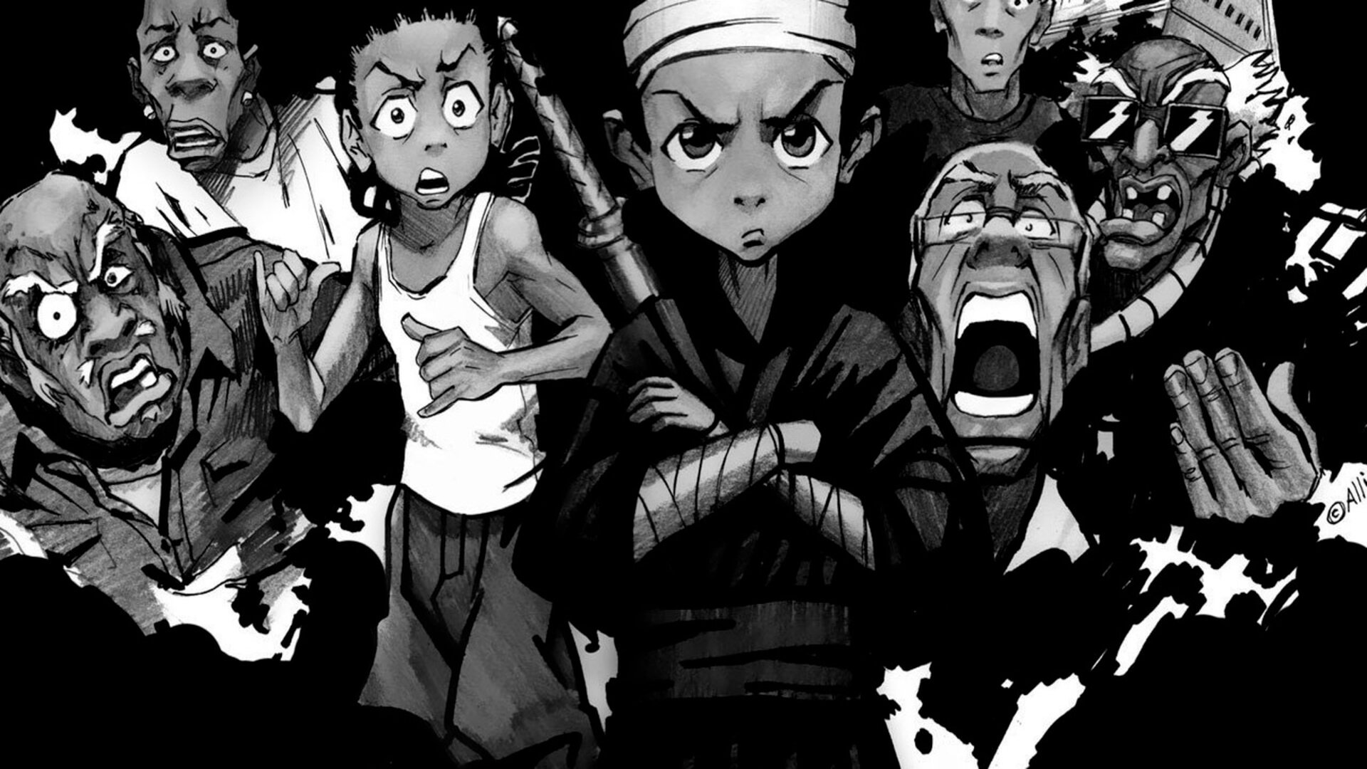 The Boondocks Set to make it's Return on HBO Max