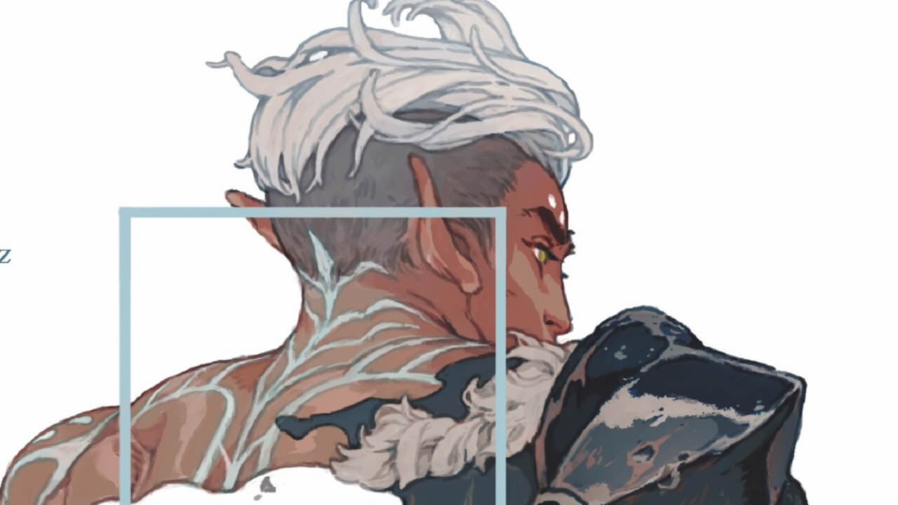 Follow Dragon Age Character Fenris in a New Dark Horse Comic Series