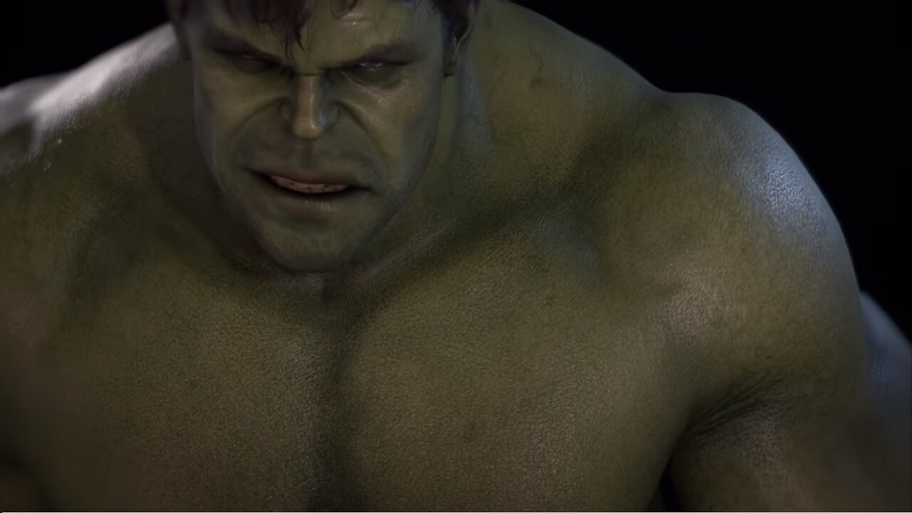Three Actors Come Together to Portray the Hulk in Marvel's Avengers