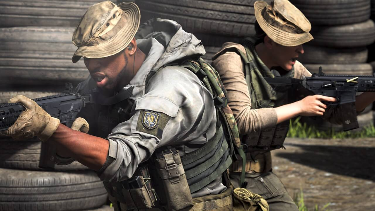 Modern Warfare's Survival Mode To Be A PS4 Exclusive For 1 Year