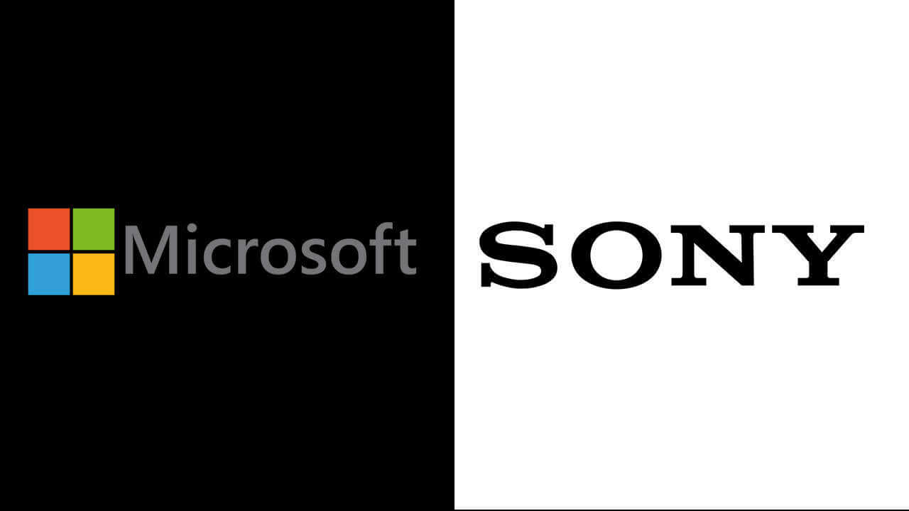 Microsoft and Sony Team up to Save the World