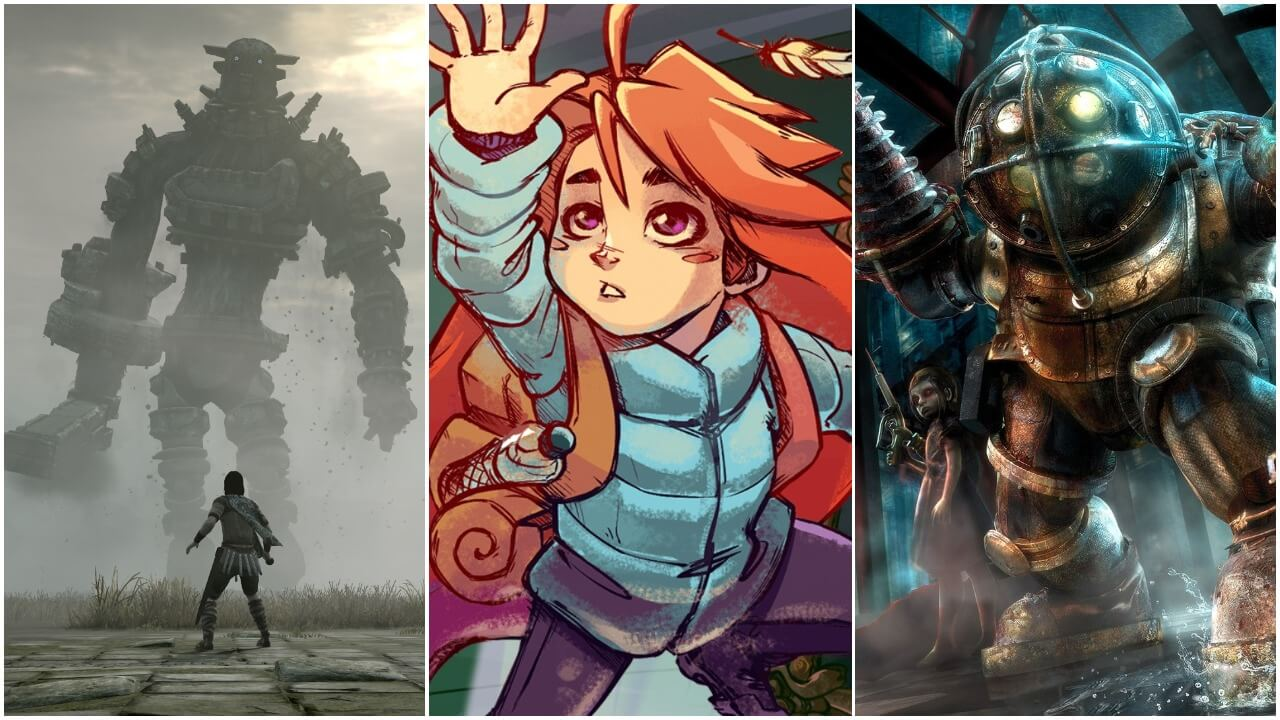 Top 10 Video Games That Would Make Great Comics
