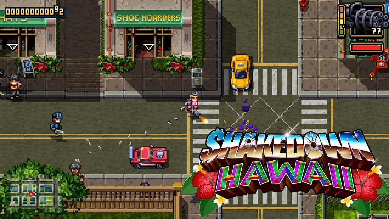 Shakedown Hawaii Release Date Finally Announced For 3DS