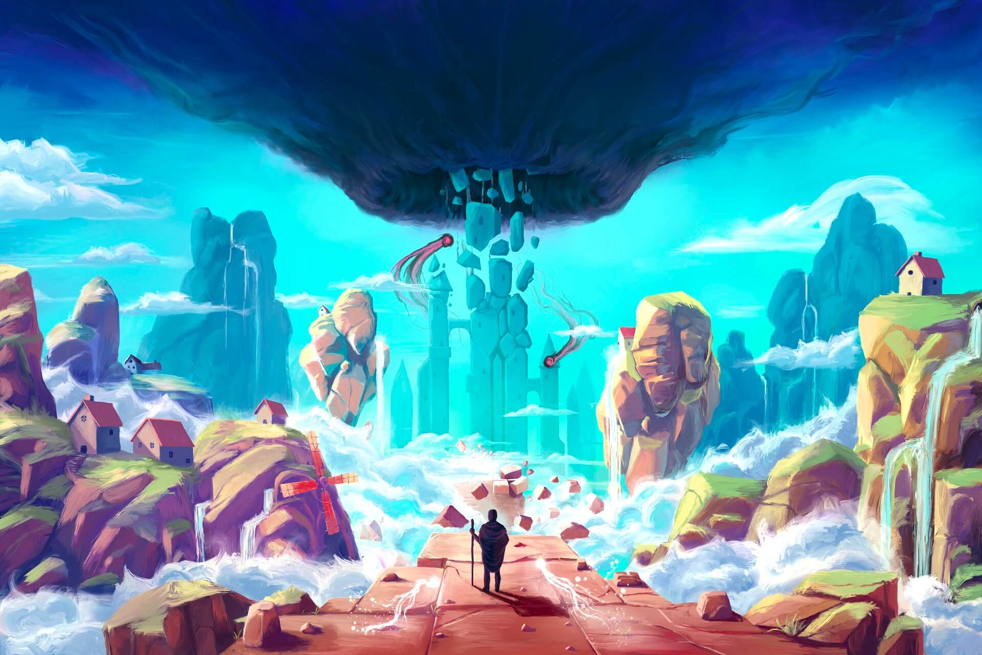 The Sojourn Review: A Beautifully Crafted Puzzling Adventure