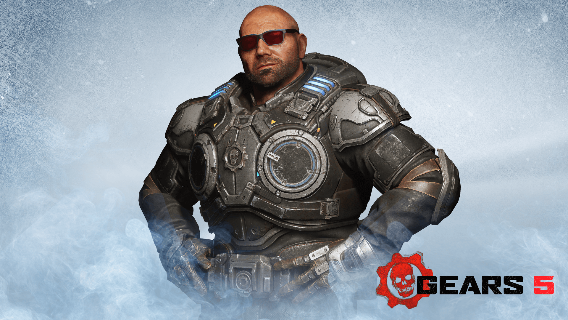 Gears 5 brings WWE Superstar Dave Bautista to the Game!