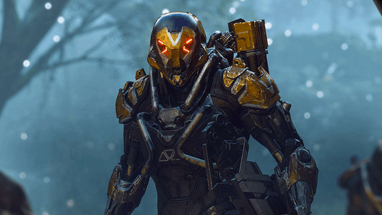 Anthem is Now Available on EA and Origin Access