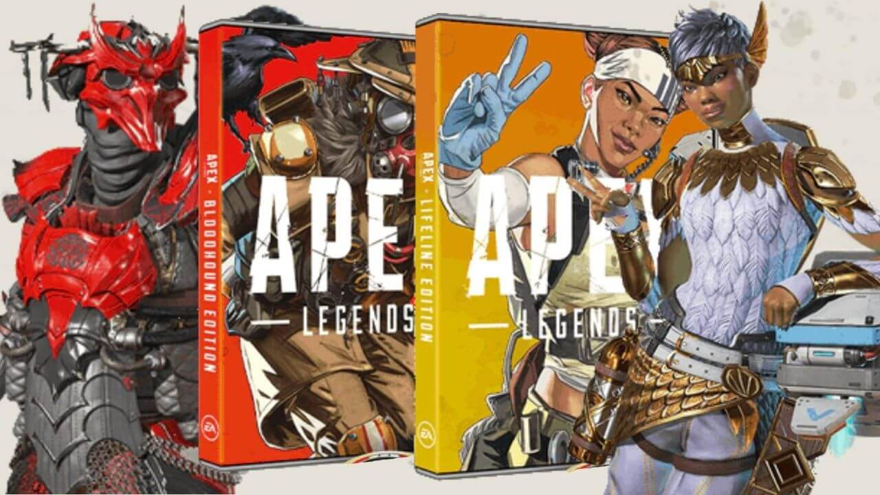 Apex Legends Gets A Physical Version