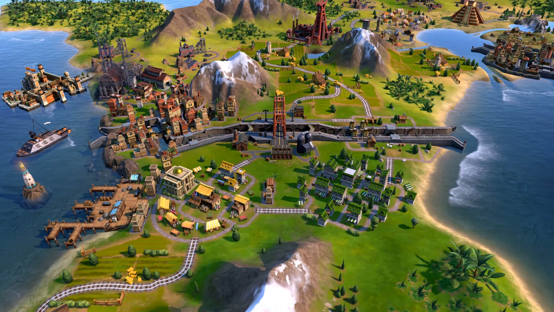 Civilization VI Coming to PS4 and Xbox One This November