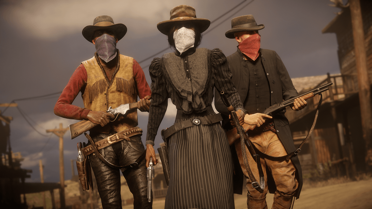 Supporting Red Dead Online is Rockstar's Primary Focus