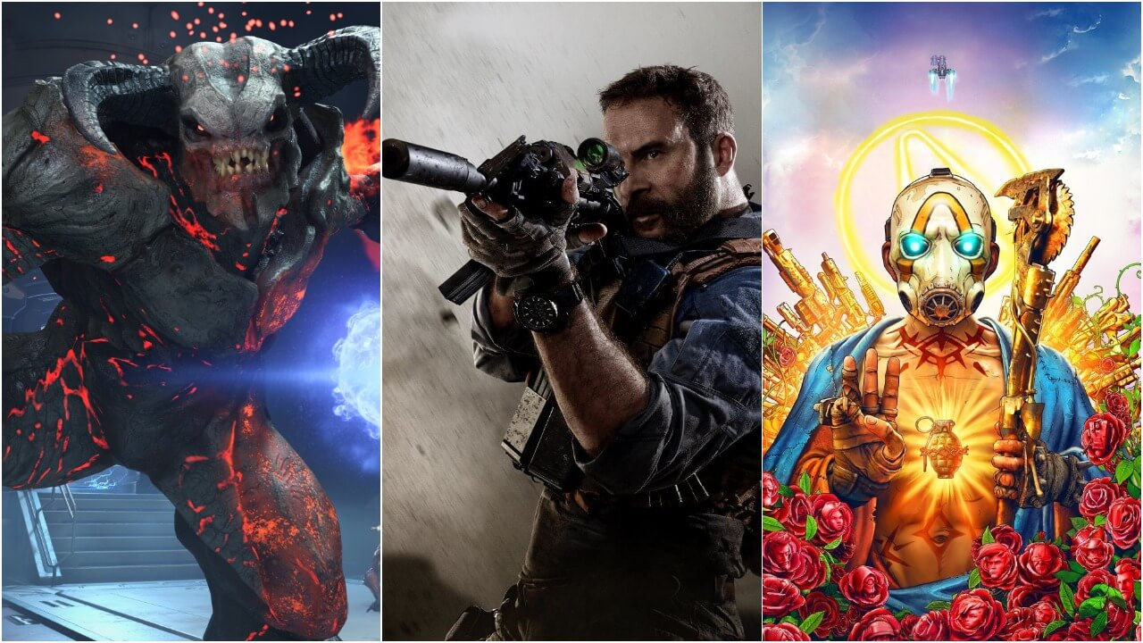 The 5 Best Games to Check Out in Fall 2019