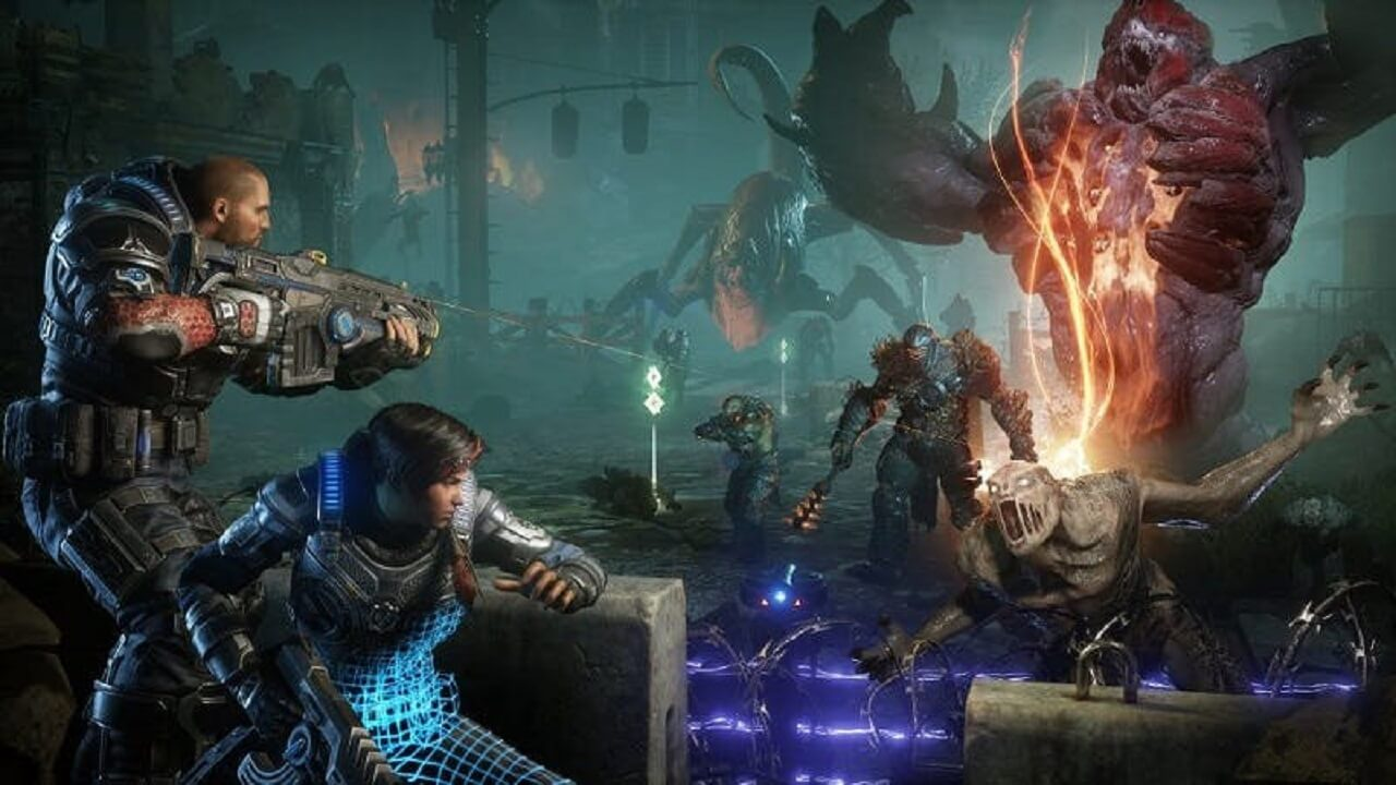 Gears 5 Iron Price Increases in The UK