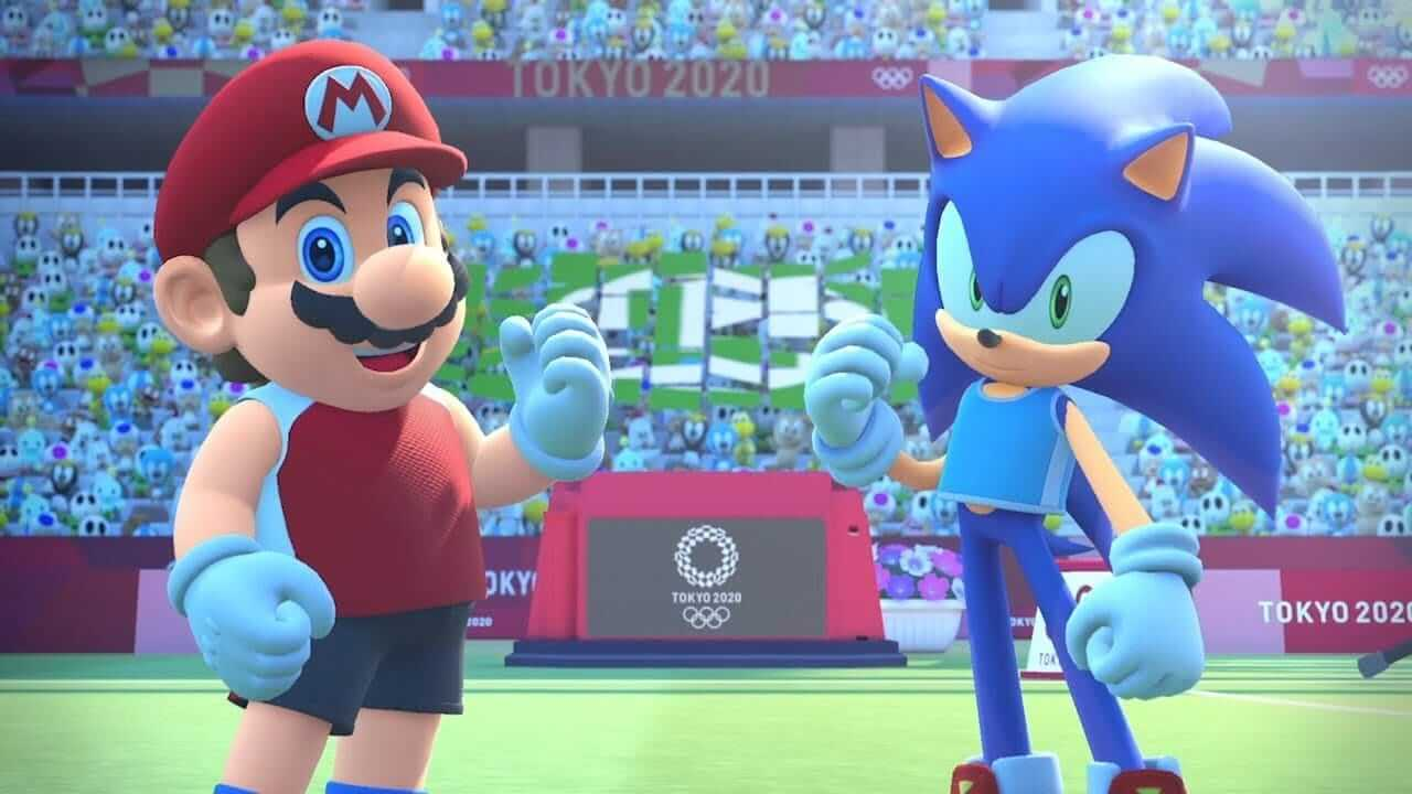 Mario & Sonic at the Olympic Games Add New Characters