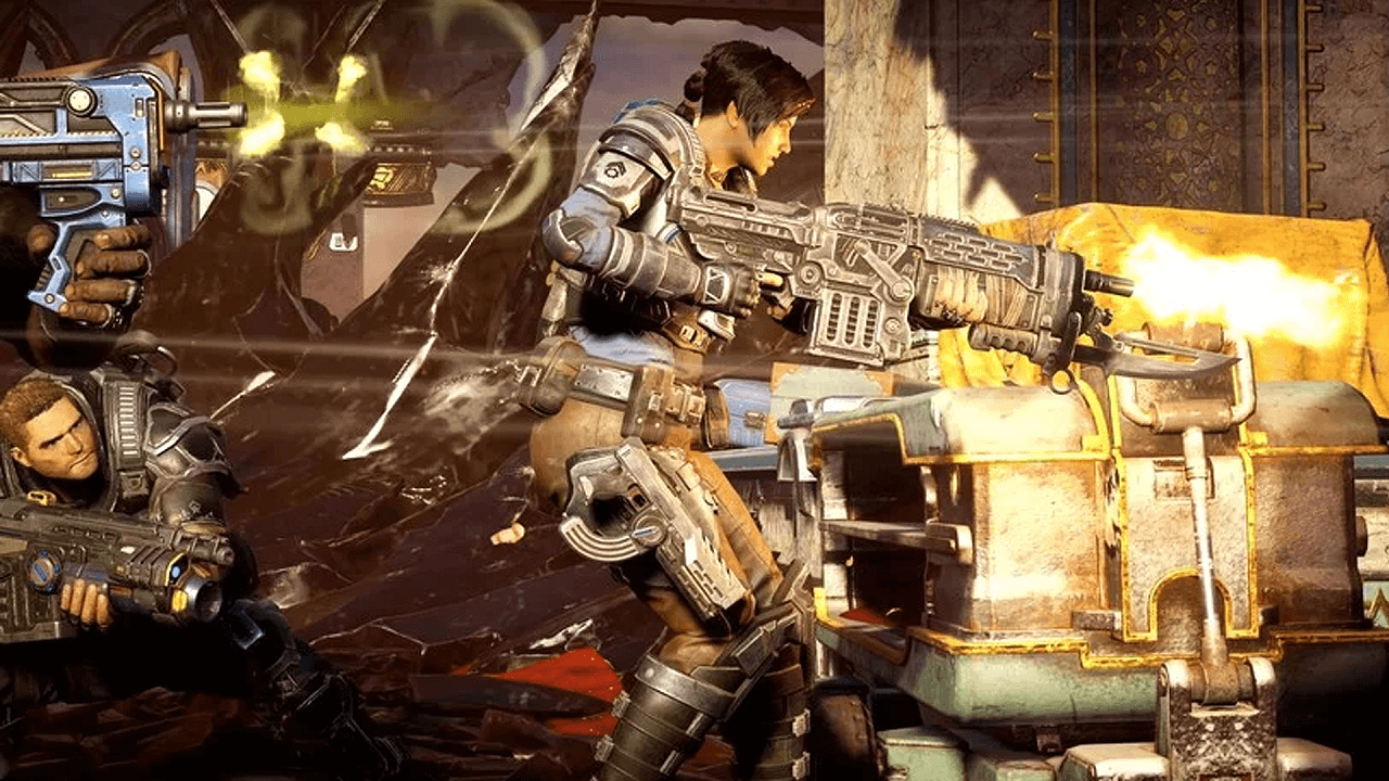 Gears 5 Campaign Brings Something New To The Combat