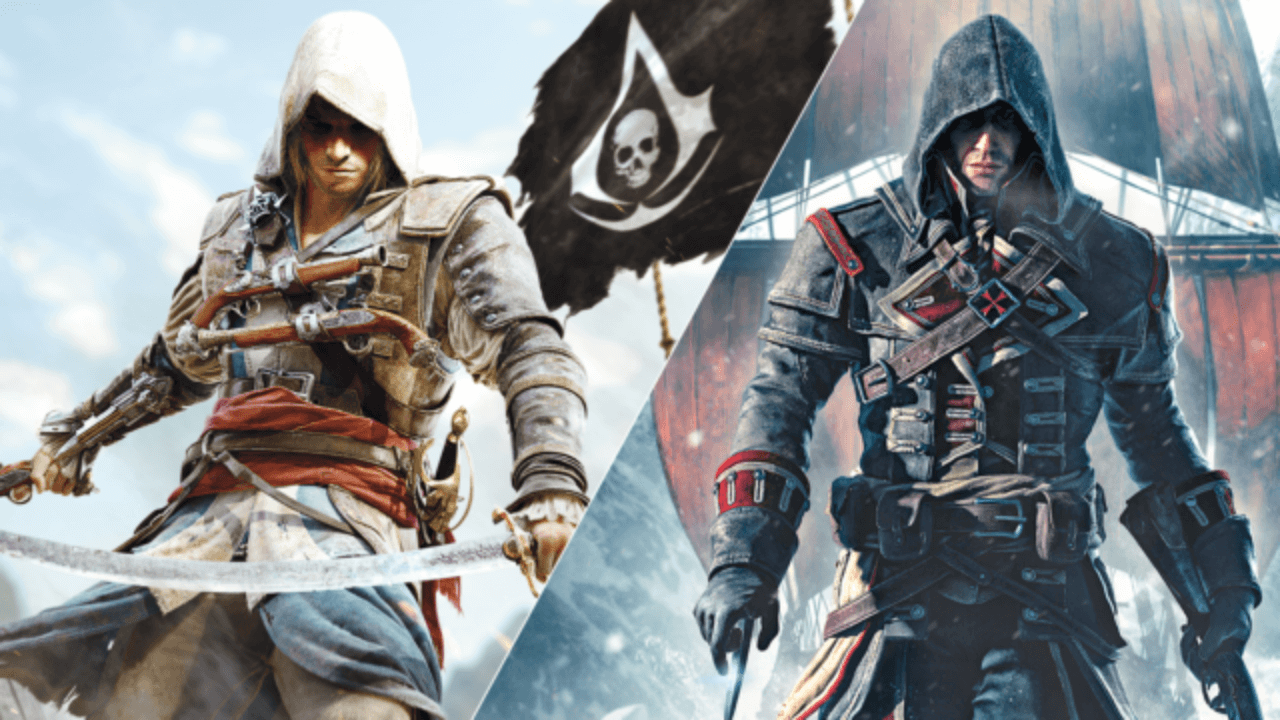 Assassin's Creed: The Rebel Collection Exclusive Revealed