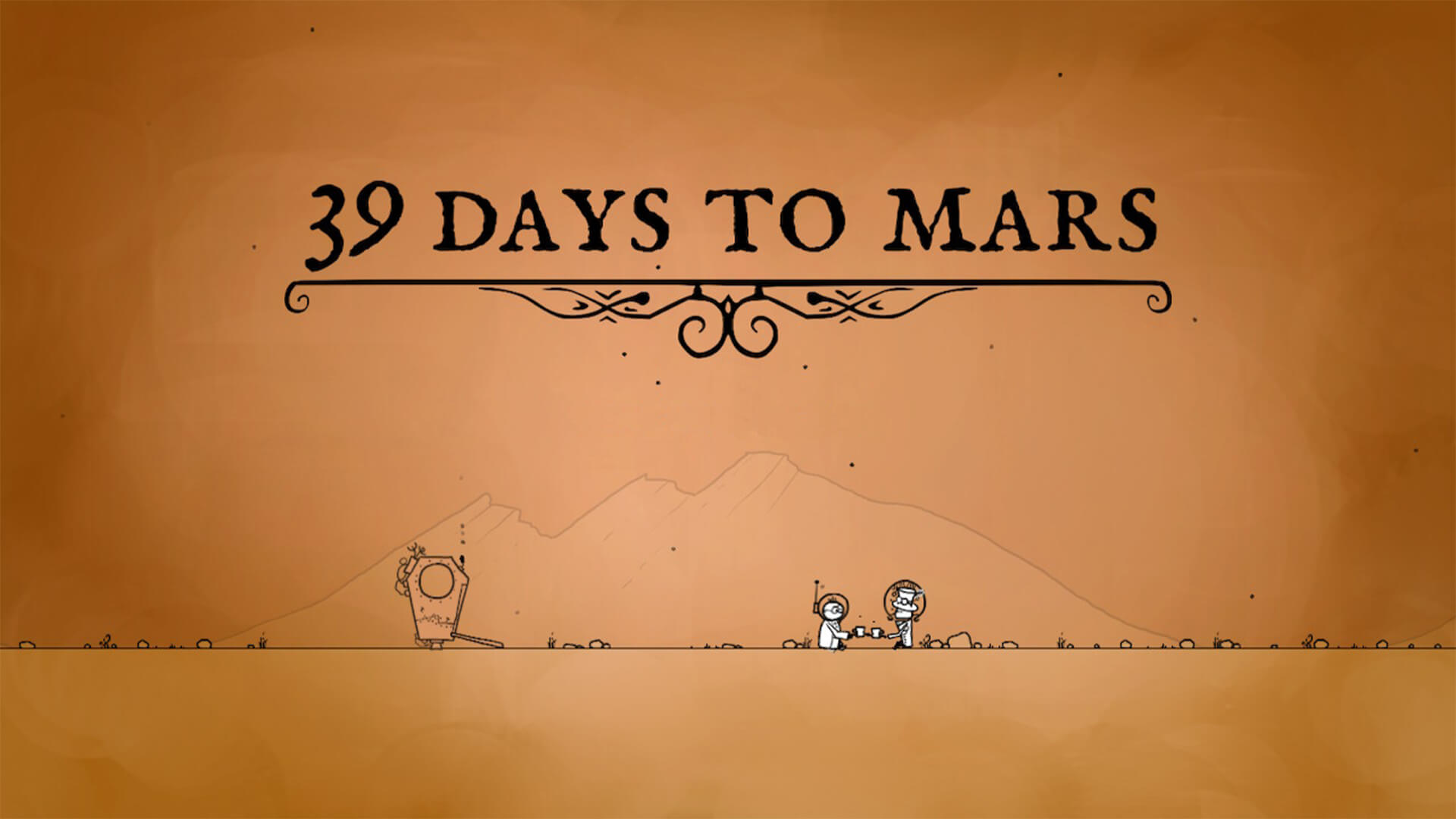 39 Days to Mars Review: A Space Adventure for Two