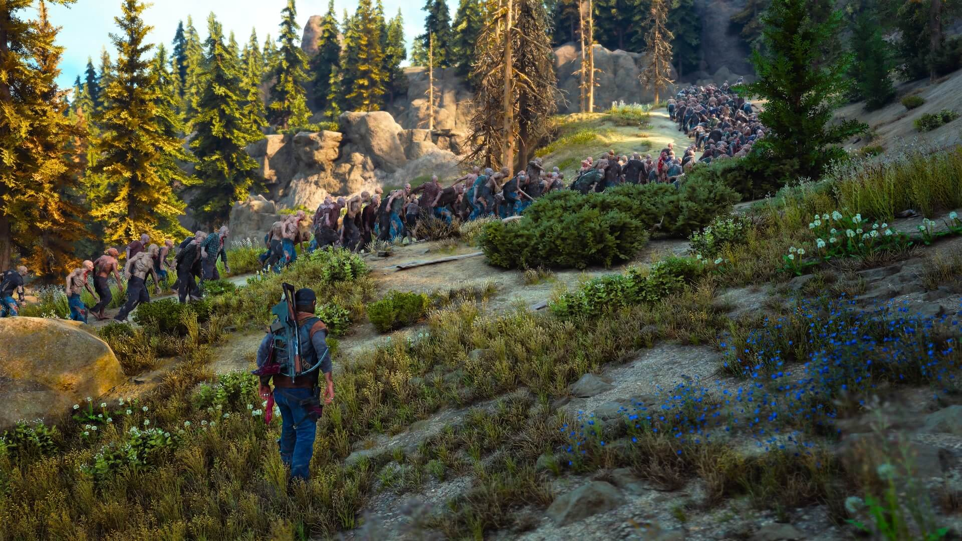 More Games Should Use Days Gone's Trophy Mechanic