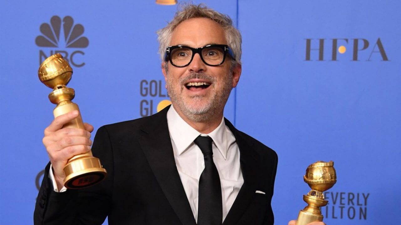 'Roma' Director Alfonso Cuarón Signs TV Deal With Apple