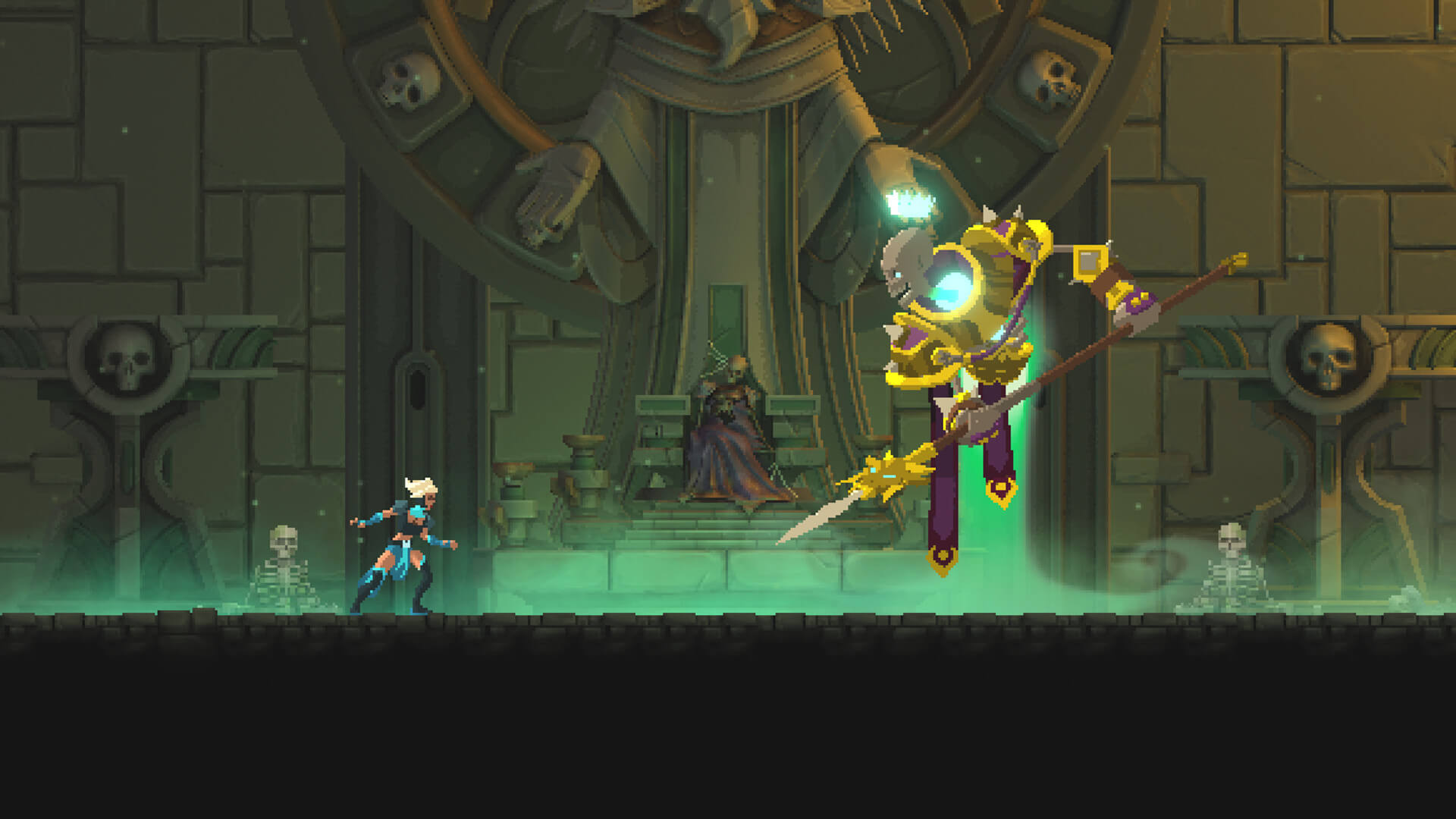Foregone is the next Deadcells