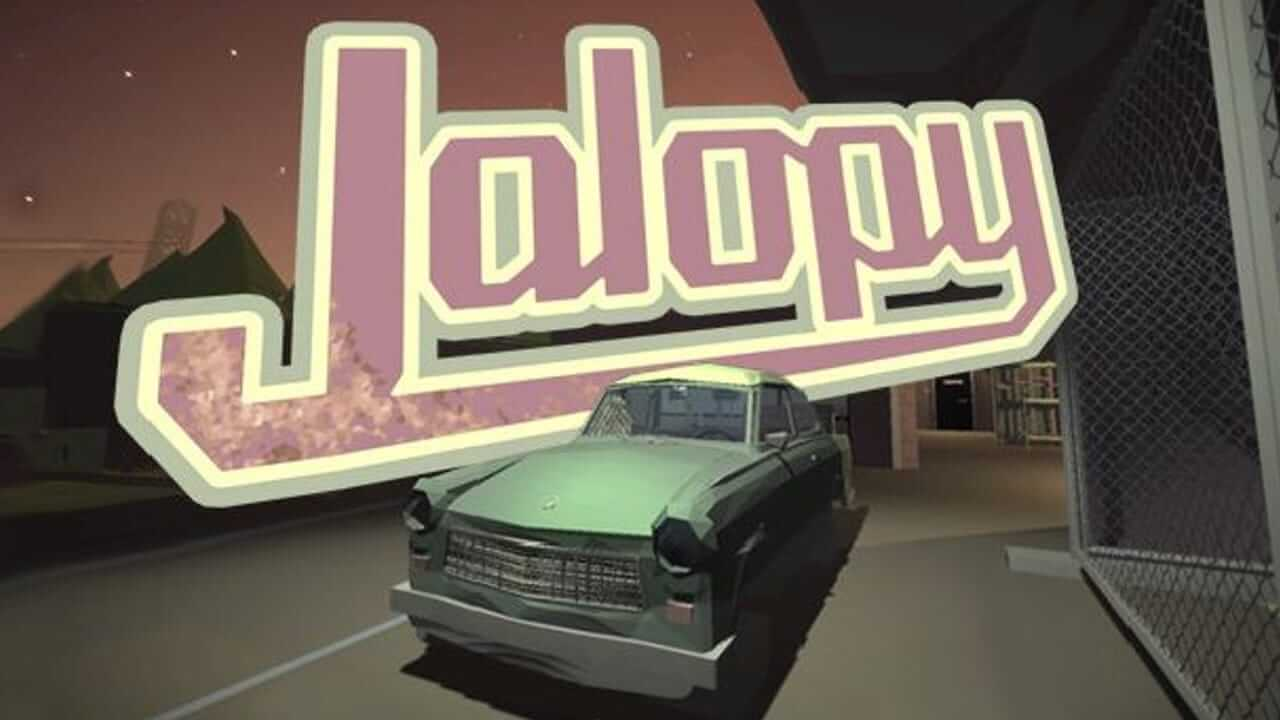 Xbox One Pre-order for Jalopy is Now Available