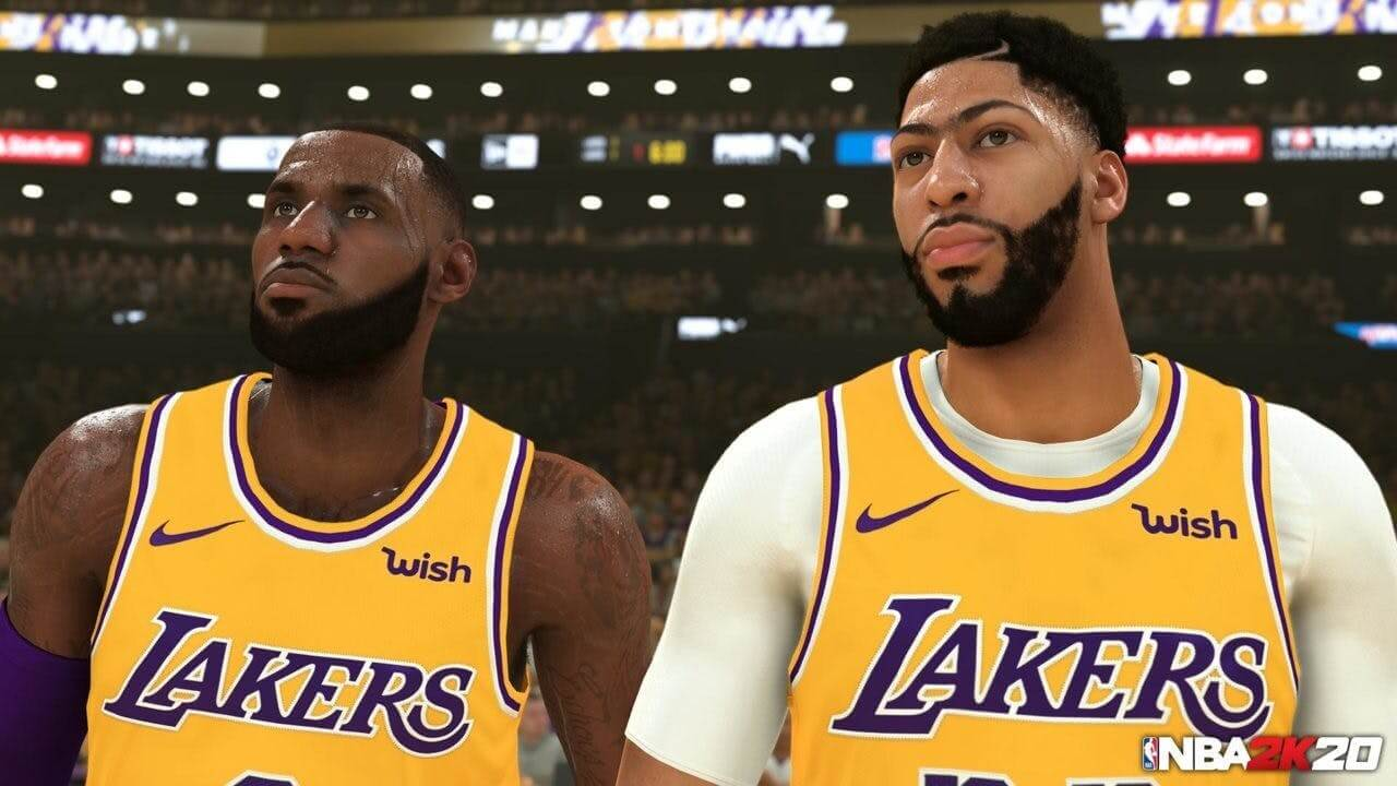 NBA 2K20 Releases a Huge Update With Only a Few Changes