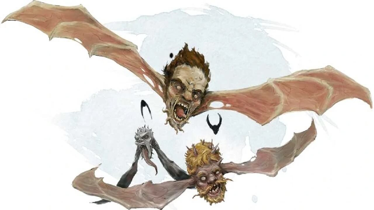 Dungeons and Dragons: 13 of its Scariest Monsters