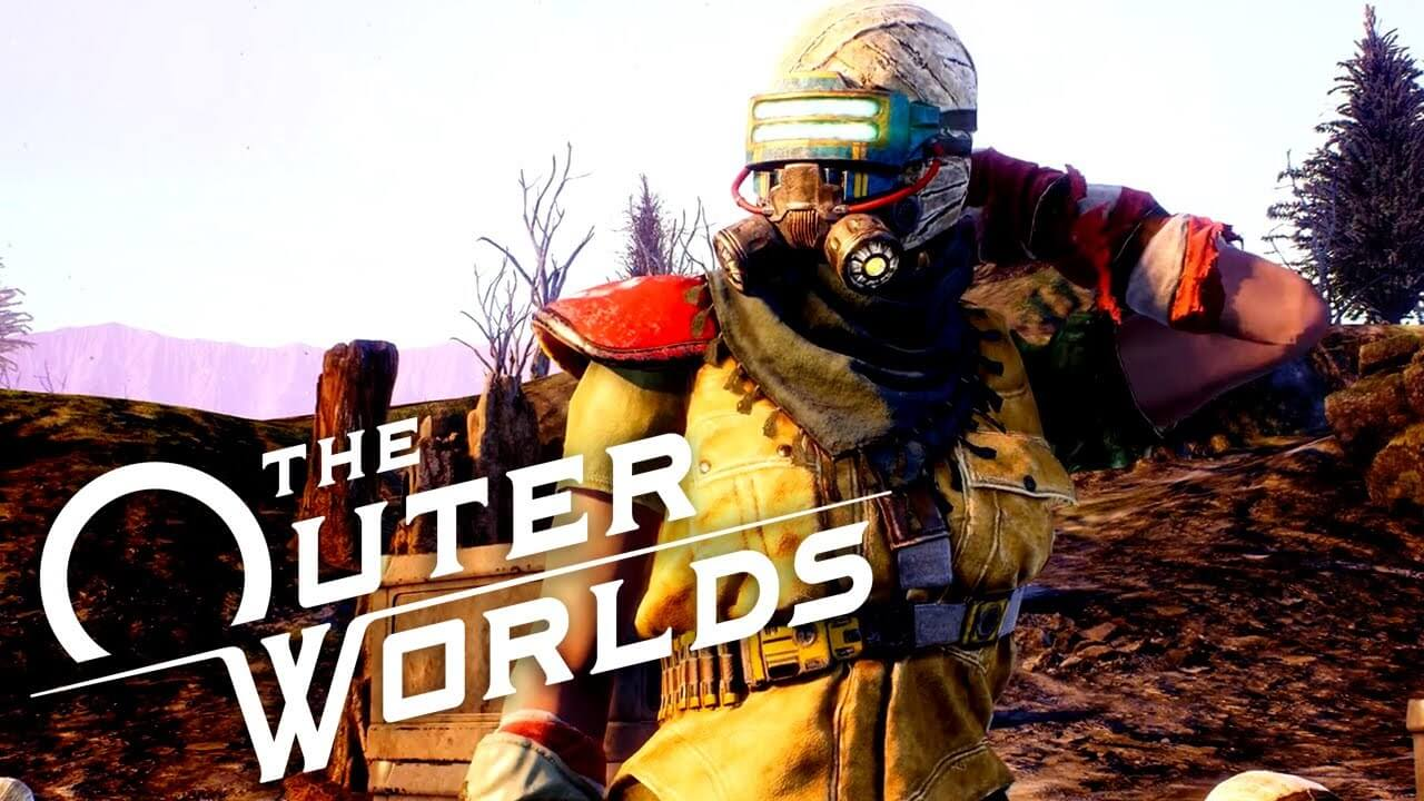 Check Out The Launch Trailer For The Outer Worlds