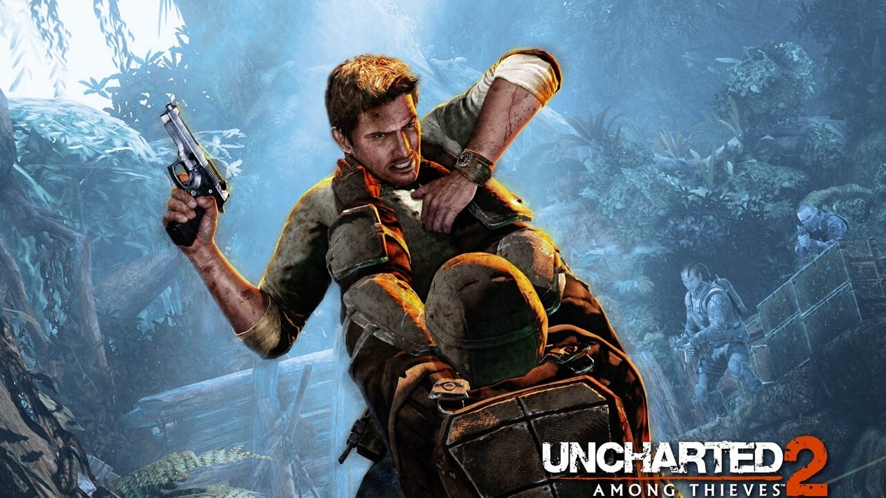 Nolan North Plays Uncharted 2 for the First Time