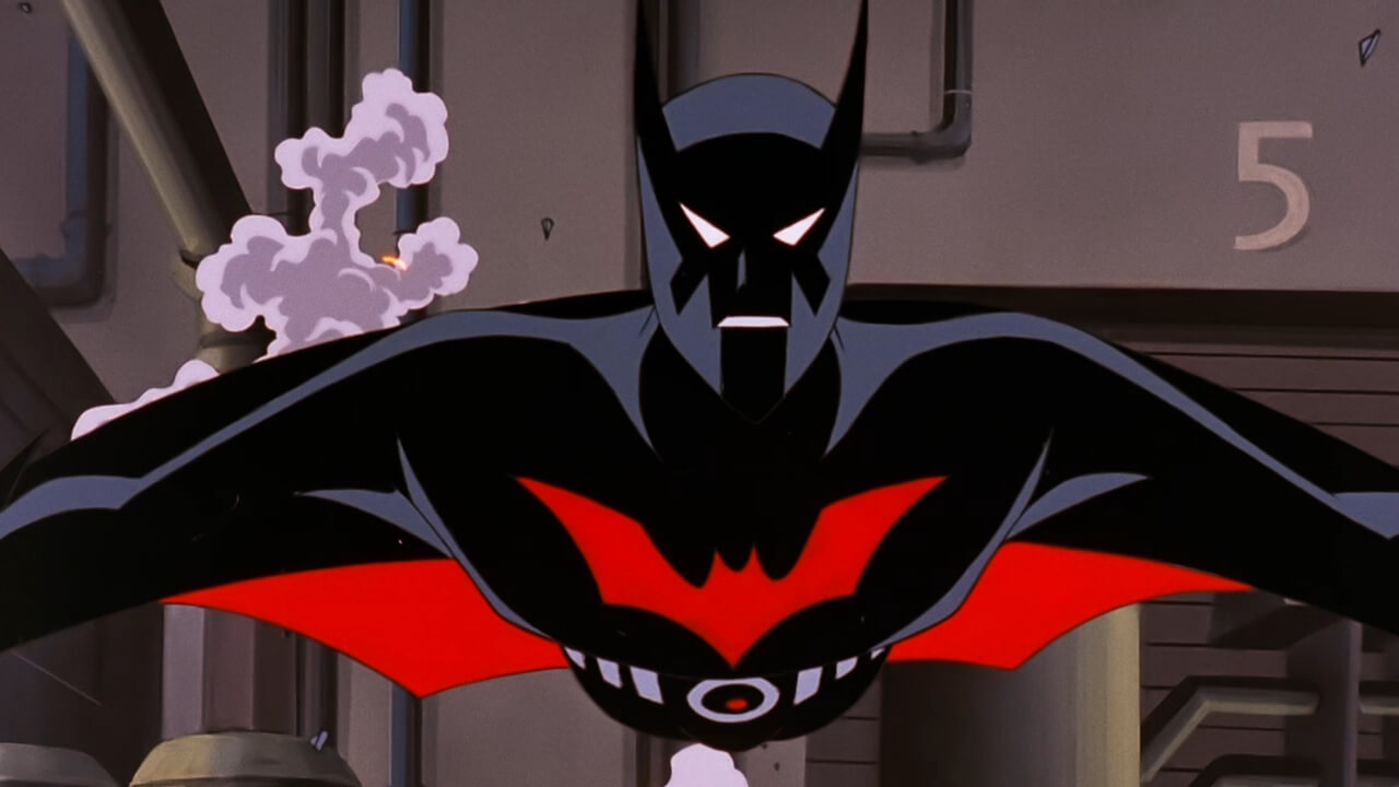 Batman Beyond: The Complete Series - Limited Edition Out Today