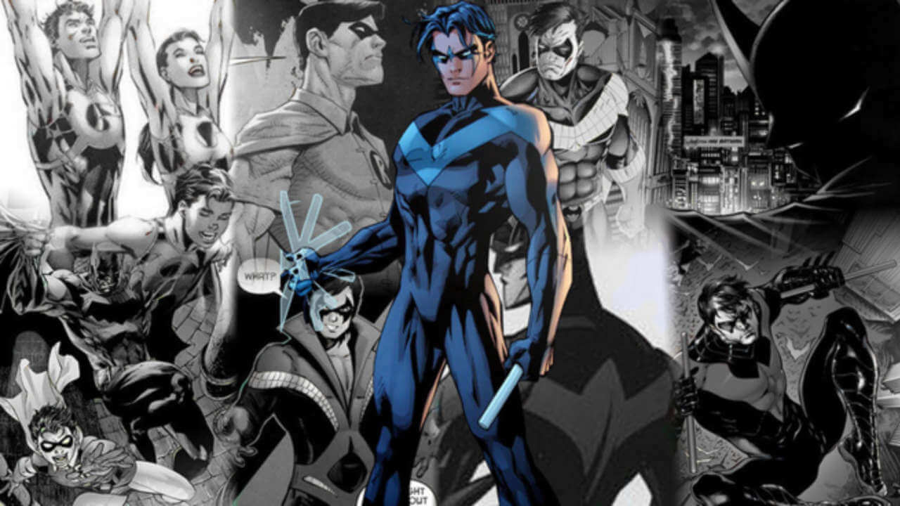 Nightwing Embarks on a New Journey