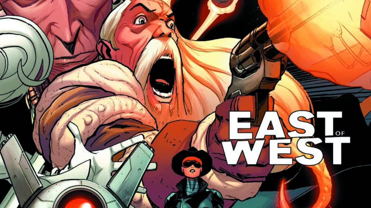 East of West Series Concluding with Issue #45