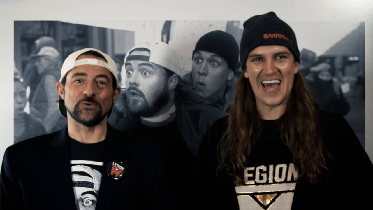 Jay and Silent Bob Are Headed to the Hollywood Walk of Fame