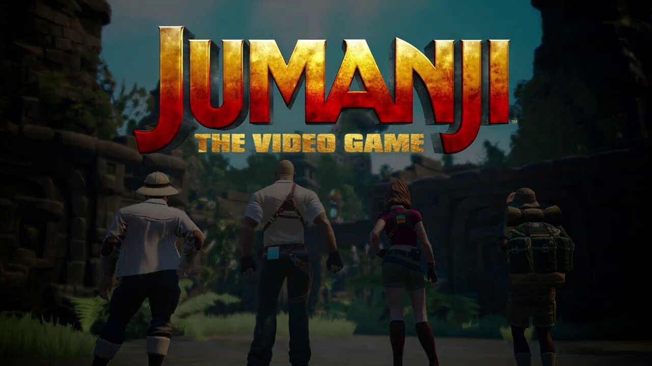 Jumanji: The Video Game Collector's Edition Pre-Order