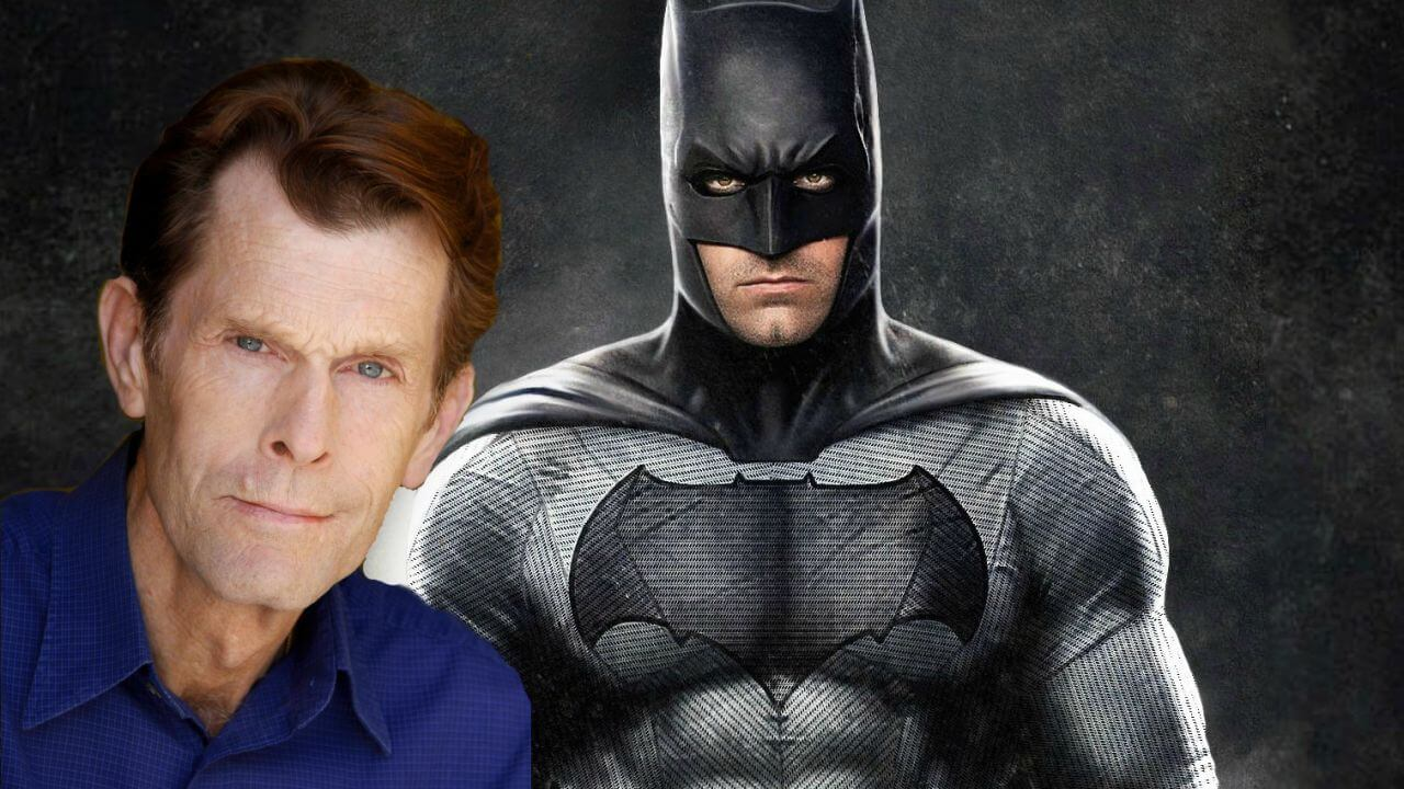 Kevin Conroy Reveals his Bruce Wayne Look for Arrowverse Crossover
