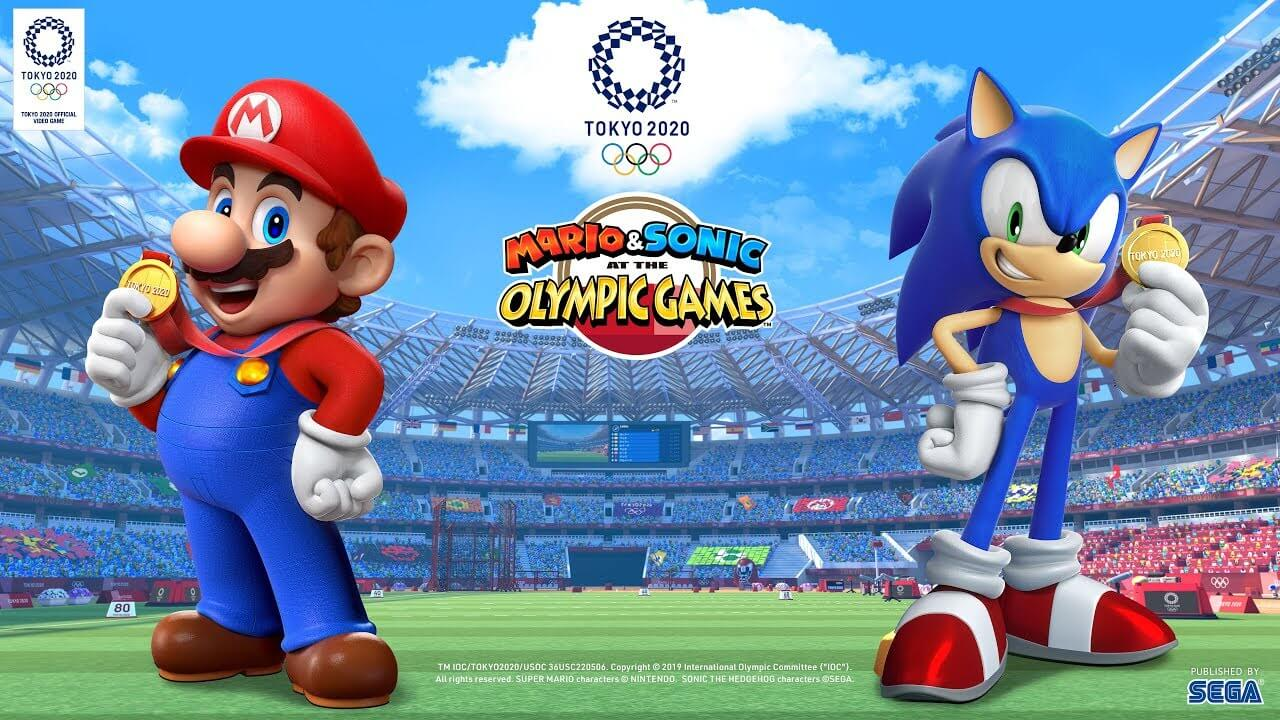 Preview: Mario and Sonic at the Olympic Games Tokyo 2020